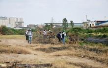 Phát hiện xác người trơ xương ở kênh Tham Lương