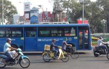 Chờ xe buýt sạch