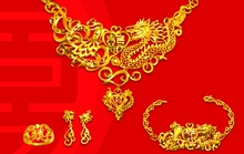 SJC ra mắt bộ sưu tập trang sức cưới truyền thống Long Phụng Hòa Minh