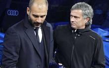 Mourinho, Ibrahimovic chống Guardiola