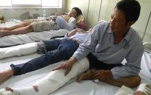 Vụ tai nạn thảm khốc ở Bình Thuận:  Bàng hoàng, tang thương!