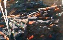 Mỹ: Phản đối súng, gia đình hủy kho vũ khí triệu USD