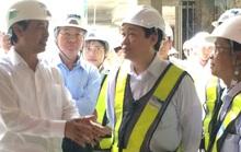 Phó Thủ tướng Vương Đình Huệ thị sát tuyến Metro số 1