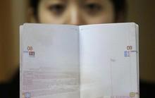 Huỷ bỏ hơn 6.700 hộ chiếu in hình đường lưỡi bò
