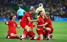 Bóng đá nữ Đức lần đầu đoạt HCV Olympic