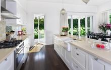 Cách hóa giải khi bố trí bồn rửa cạnh bếp
