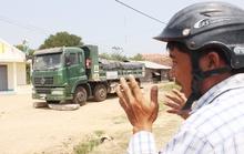 Sau 5 tháng giam lỏng, xe chở rác thải mới được thả