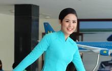 Hoa hậu Ngọc Hân học làm tiếp viên hàng không
