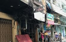 Vụ cháy làm 6 người chết: Có 4 người nhảy lầu thoát thân