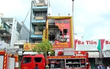 Nữ quản lý bất lực trước ngọn lửa thiêu sống 4 người
