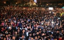 Háo hức chờ đợi chương trình đếm ngược chào năm mới ở Đà Nẵng