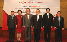 Thúc đẩy hợp tác kinh tế Việt Nam - Thái Lan