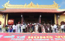 Khánh thành đền thờ Quốc Tổ Hùng Vương lộng lẫy ở miền Tây