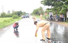 Tạm giữ hình sự tài xế xe tang gây tai nạn làm 3 người chết