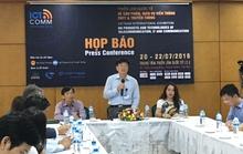 VIETNAM ICT COMM 2016 thu hút 150 doanh nghiệp