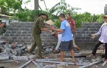 10 phút giông lốc, hơn 130 hộ dân thiệt hại nặng nề