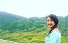 Hoa hậu Đỗ Mỹ Linh quảng bá du lịch tại Sapa