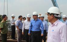 Bộ trưởng GTVT chỉ đạo đẩy nhanh tiến độ cầu Ghềnh mới