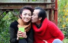 Hoài Linh lãng mạn với Tina Tình trên phim