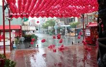 Ký sự du lịch: Trốn bão trong đồn cảnh sát Đài Loan!