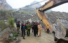 Đã có 5 người chết trong vụ sập mỏ đá ở Thanh Hóa