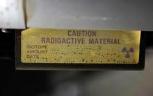 Iraq lo IS sở hữu chất phóng xạ bị mất cắp