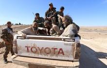 Quân nổi dậy Syria cô lập thành trì IS