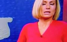 MC xin lỗi rồi ngất trên sóng truyền hình trực tiếp