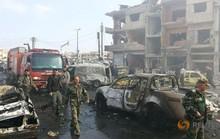 Chính phủ Syria chấp nhận ngừng bắn