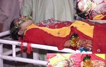 Chú rể bóp chết cô dâu trong đêm tân hôn