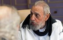 Ông Fidel Castro xuất hiện sau bài viết chỉ trích Tổng thống Obama