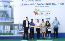 Khang Điền bàn giao 96 biệt thự Melosa đầu tiên