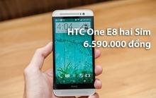 HTC One E8  phiên bản dual sim