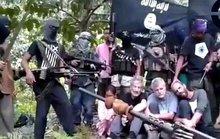 Phiến quân Philippines chặt đầu con tin