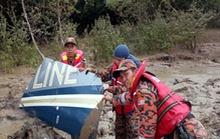 Tìm thấy mảnh vỡ trực thăng chở quan chức Malaysia
