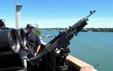 Hạm đội 3 và 7 của Mỹ phối hợp đối phó Trung Quốc