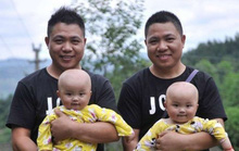 39 cặp song sinh trong ngôi làng nhỏ ở Trung Quốc