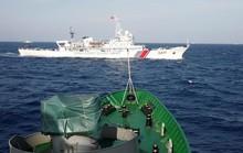 Trung Quốc dọa nạt hoạt động tuần tra ở biển Đông