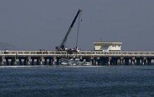 Trung Quốc: Thủy phi cơ lao vào cầu sau 10 phút cất cánh