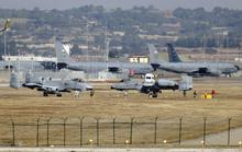 Mỹ tung chiến đầu cơ tới Syria chặn máy bay quân Assad