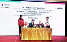 ĐH Hồng Bàng hợp tác với ĐH LABA đào tạo ngành mỹ thuật