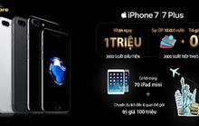 Đặt trước iPhone 7 từ Viettel Store, giảm ngay 1 triệu đồng