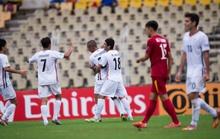 Thua toàn diện, U16 Việt Nam vỡ mộng World Cup