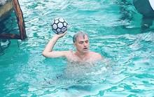 Mourinho thư giãn trước khi phiêu lưu với M.U