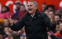 Mourinho: M.U là đội kém may mắn nhất Premier League