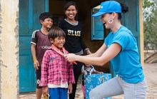 Katy Perry chia sẻ về chuyến thăm trẻ em Việt Nam