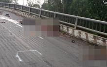 Hai người chết thảm dưới bánh xe tải