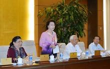 Sau khi Chủ tịch QH phê bình thấy Bộ trưởng Nông nghiệp đến họp