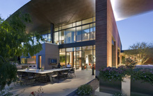 Bên trong dinh thự thông minh siêu xa xỉ trị giá 12 triệu USD