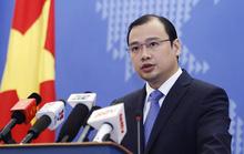 Việt Nam phản đối Trung Quốc gây phức tạp tình hình